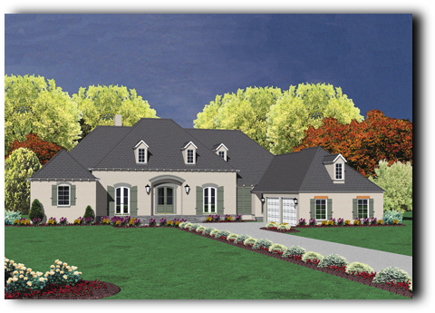 Stanford home plan